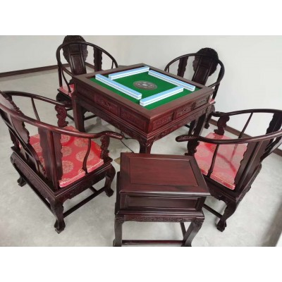 2021 USB Chinese Mahjong tiles Automatic Mahjong Tables