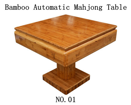 Bamboo auto mah jong table-12