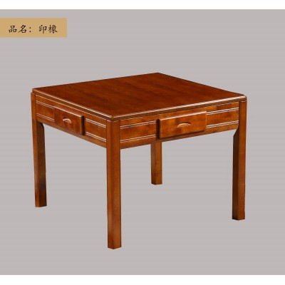 Wooden Auto mahjong table